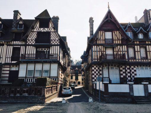 Roadtrip en Normandie: Honfleur, Trouville et Étretat