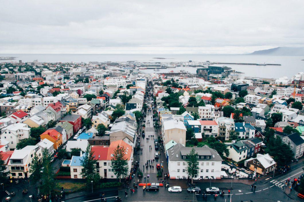 À la découverte de Reykjavík, Islande