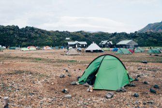 Guide pratique: le camping enIslande