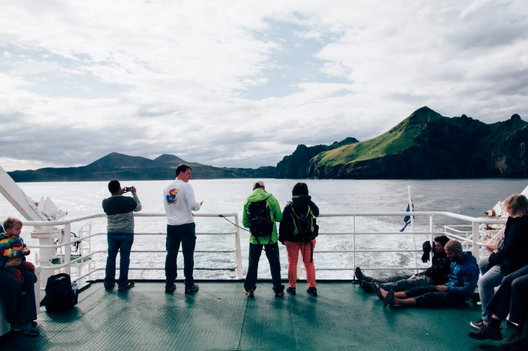 Cap sur les îles Vestmann!