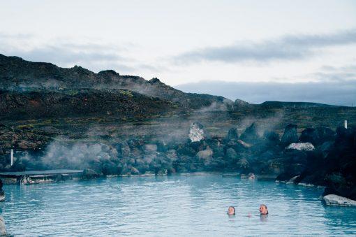 Myvatn, bains naturels et aurores boréales