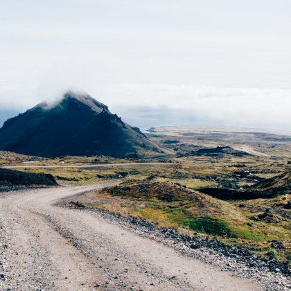 Dernière étape de notre road trip: l'Ouest de l'Islande - Black and Wood