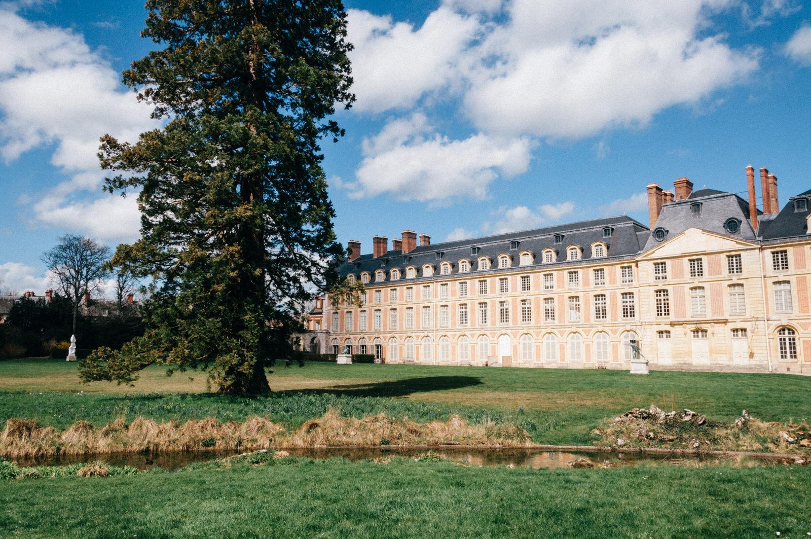 Fontainebleau-B&W-37