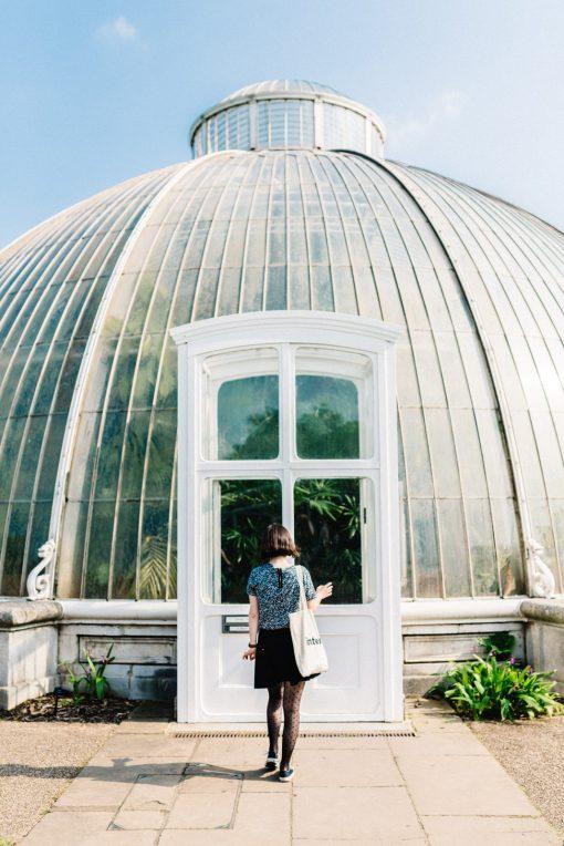 Londres : à la découverte des jardins botaniques de Kew Gardens