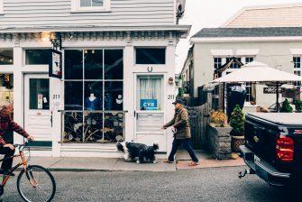 La presqu'île du CapeCod — LaNouvelle-Angleterre #2