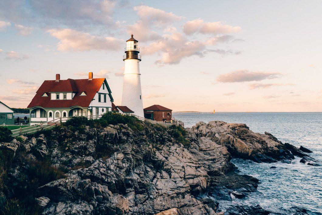 Le Maine, de Portland à Acadia National Park — LaNouvelle-Angleterre #1