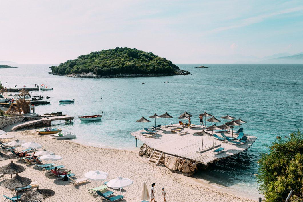 Road trip en Albanie : les plus belles plages de la Riviera albanaise