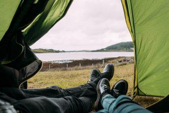 Le camping en Écosse — Guide pratique