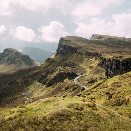 L'Île de Skye : Quiraing, Storr, Neist Point… — Journal de bord d'Écosse#2 - Black and Wood