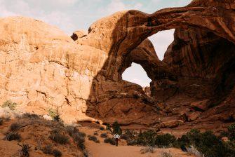 Arches, Canyonlands et Dead Horse Point — Les parcs de l'Utah, partie1