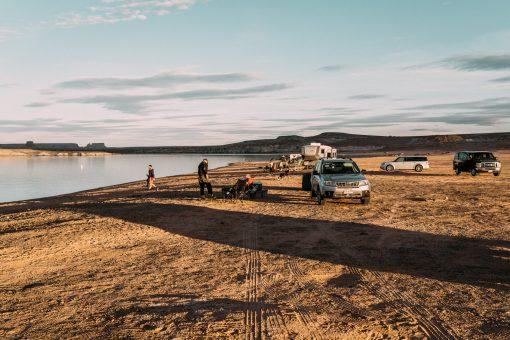 Camper dans l'Ouest américain — Guide Pratique