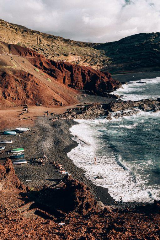 Mini road trip d'une semaine à Lanzarote — Îles Canaries