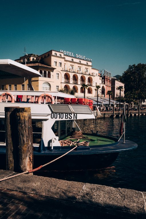 Un week-end à Milan, et sur les bords des Lacs de Côme et de Garde