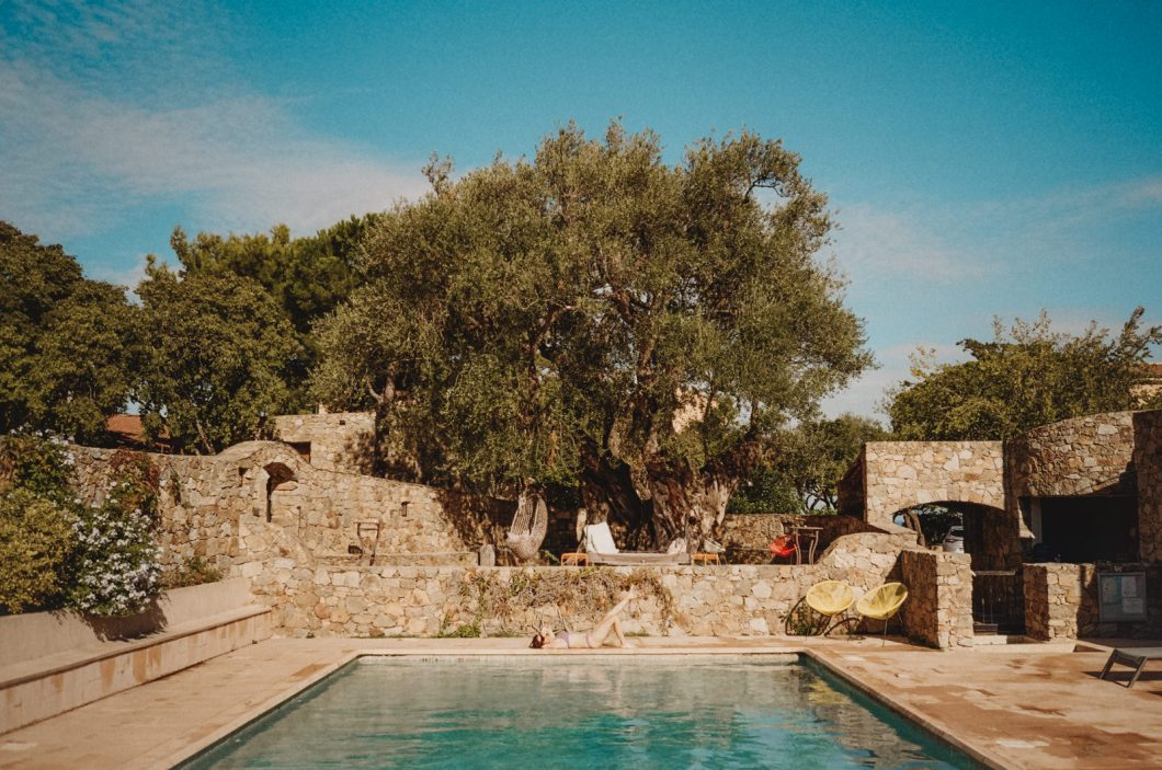 8 jours de road trip en Corse, photographiés à l'argentique
