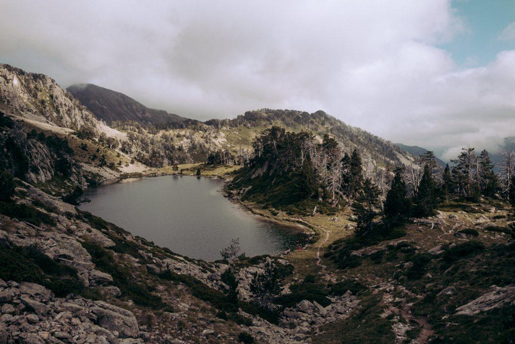 4 jours de randonnée autour des lacs duNéouvielle au cœur des Pyrénées