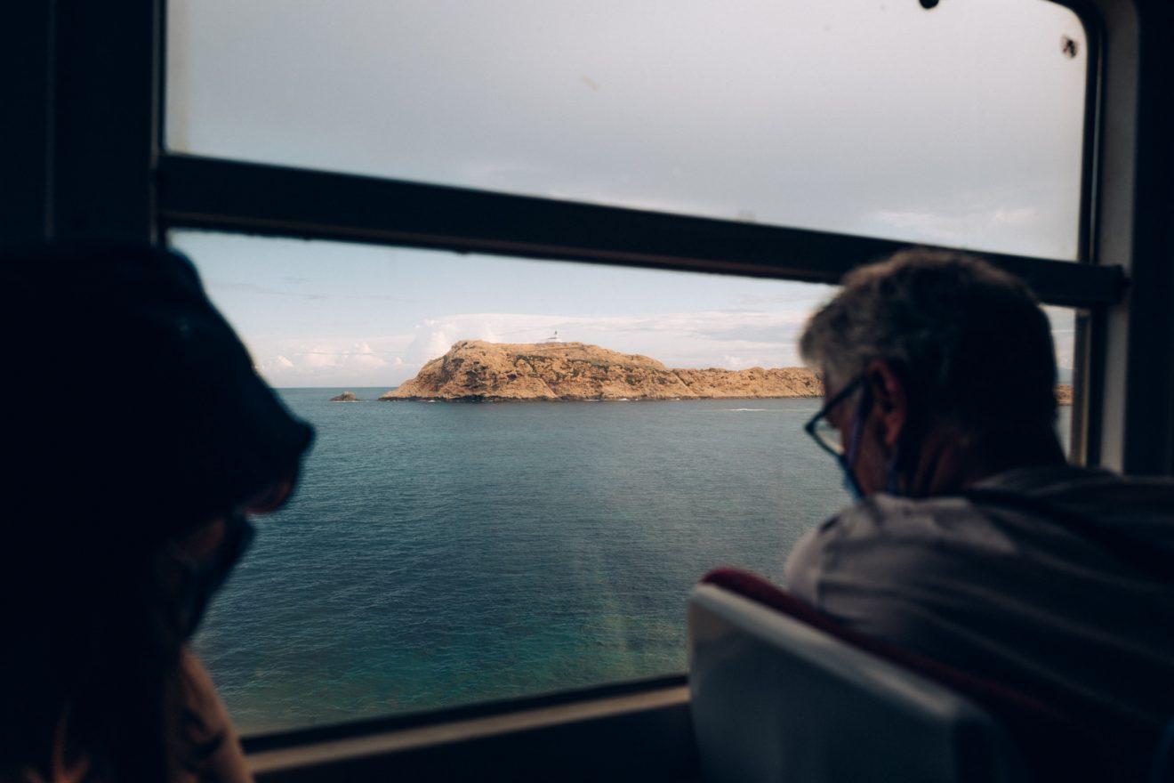 Le tour du Cap Corse jusqu'à l'Île Rousse à vélo: conseils et itinéraire