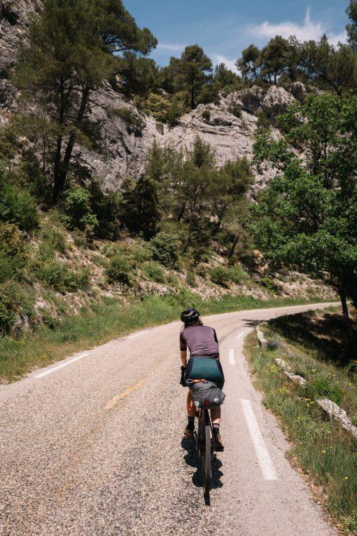 8 jours de bikepacking dans le Luberon